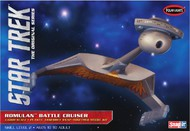 Polar Lights  1/1000 Star Trek The Original Series Romulan Battle Cruiser (Snap)- Net Pricing PLL897