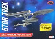 Polar Lights  1/1000 Star Trek USS Enterprise Space Seed Edition & SS Botany Bay (Snap) PLL908