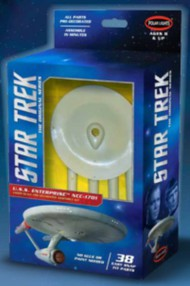 Polar Lights  1/1000 Star Trek The Original Series USS Enterprise (Snap) PLL936
