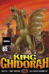 King Ghidorah 3-Headed Monster (Snap) #PLL962