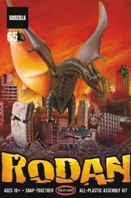 Polar Lights  1/800 Rodan Flying Dragon from Godzilla Movie (Snap) PLL963