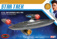 Polar Lights  1/2500 Star Trek Discovery Series USS Enterprise (Snap) (New Tool) PLL971