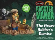 Polar Lights  1/12 Haunted Manor The Grave Robber's Demise Diorama Set PLL976
