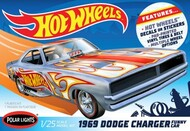 Polar Lights  1/25  Hot Wheels 1969 Dodge Charger Funny Car - Pre-Order Item PLL988