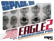 "Polar Lights  1/48 Space 1999: Eagle Transporter 22"" Supplemental Metal Parts Pack for MPC PLLMKA44"