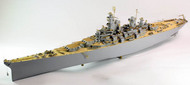 Pontos Model Wood Deck  1/200 Detail Up Set - USS Iowa BB-61 1944 with Deck Blue 20B Wood Deck (TRP kit) PON230051