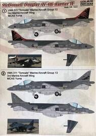 McDonnell-Douglas AV-8B Harrier II Part 2 #PSL48154