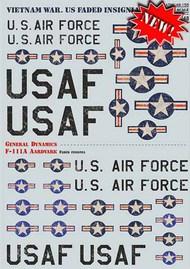 Vietnam War. US Faded Insignia #PSL48155