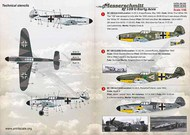 Messerschmitt Bf.109G High Altitude Aces #PSL48162