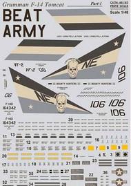 Grumman F-14D Tomcat Part 1 #PSL48163