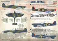 Supermarine Spitfire Mk.V: 1. Spitfire Mk.Vc  #PSL72155