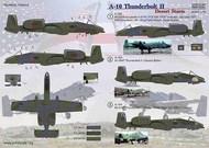 Fairchild A-10 Thunderbolt II Desert Storm #PSL72347