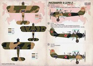 Polikarpov U-2/Po-2 Part 11 #PSL72365