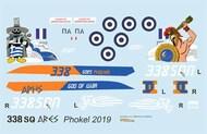 McDonnell F-4E Phantom 338 sq ARES PHOKEL 2019 #PD32-904