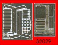 ProfiModeller  1/32 Douglas A-4E Skyhawk crew ladder PF32029P