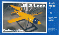 JB-2 Loon. Resin kit with etched parts and decals #PF32398
