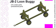 Transport buggy for the JB-2 Loon #PF32399