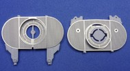 RB Productions  1/24 Hawker Typhoon Radiators (Photo-Etch) (D)<!-- _Disc_ --> RBR24007