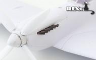 Supermarine Spitfire Mk.IXc/Mk.IXe exhausts #REXX48019