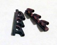 Lavochkin LaGG-3 29-35 series exhausts (galvanic) - Pre-Order Item #REXX72026