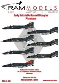 Early British McDonnell-Douglas Phantoms #RAMM48001
