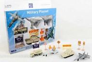 Military Die Cast Playset (12pc Set) #RLT9001