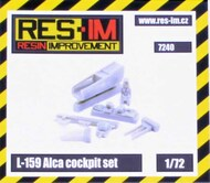Aero L-159 Alca cockpit set single seat #RESIM7240