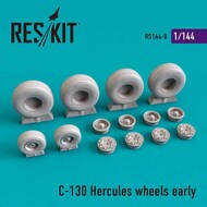 Lockheed C-130 Hercules wheels early RS144-008