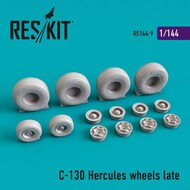 Lockheed C-130 Hercules wheels later RS144-009