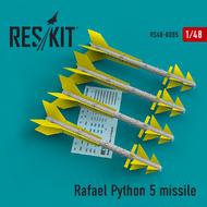 Rafael Python 5 missile (4 pcs) #RS48-0085
