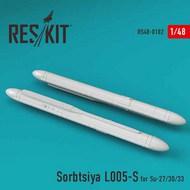 Sorbtsiya L005-S for Sukhoi Su-27/Su-30/Su-33 #RS48-0182