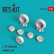 Aero L-39C/L-39ZA Albatros wheels set #RS48-0210