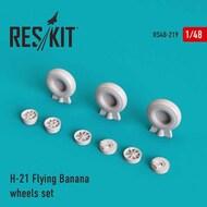 Piasecki H-21C Flying Banana #RS48-0219