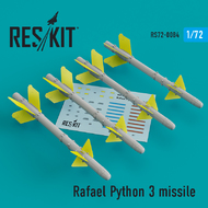 Rafael Python 3 missile (4 pcs) #RS72-0084