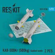 KAB-500Kr (500kg) Guided bomb (2 pcs) #RS72-0100