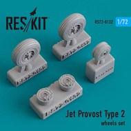 Jet Provost Type 2 wheels set #RS72-0132