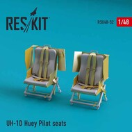 Bell UH-1D Huey Pilot seats #RSU48-0052