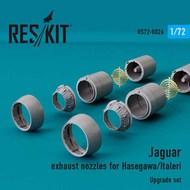 BAC Jaguar exhaust nozzles #RSU72-0026