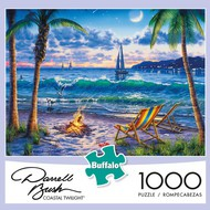 Buffies Best   N/A Darrell Bush: Coastal Twilight Puzzle (1000pc) BUF11242