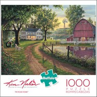 Buffies Best   N/A Kim Norlien: The Road Home Puzzle (1000pc) BUF11612