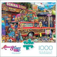 Buffies Best   N/A Aimee Stewart: Family Vacation Puzzle (1000pc) BUF11749