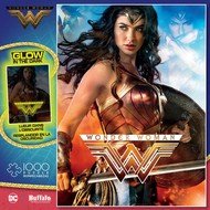 Buffies Best   N/A Wonder Woman Glow-in-tHe.Dark Puzzle (1000pc) BUF11765