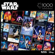 Buffies Best   N/A Star Wars Collage: Original Trilogy Posters Puzzle (1000pc) BUF11804