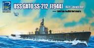 Rich Models  1/200 Uss Gato Ss-212 Submarine RCH20001