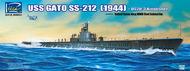 Rich Models  1/200 Uss Gato Ss-212 Fleet Sub RCH20002