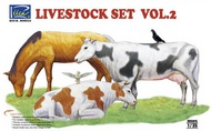 Rich Models  1/35 Livestock Set #2 RCH35015