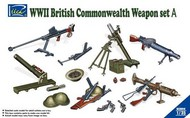 Riich Models  1/35 WWII British Commonwealth Weapon Set A RIH30010