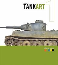 Rinaldi Studio Press  Books TankArt Vol.1: WWII German Armor (3rd Edition) RSSTA1
