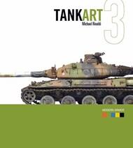 Rinaldi Studio Press  Books TankArt Vol.3: Modern Armor RSSTA3