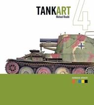 Rinaldi Studio Press  Books TankArt Vol.4: WWII German Armor (2nd Edition) RSSTA4